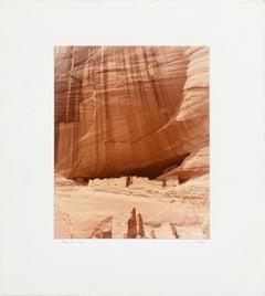"""""""Whitehouse Ruins - Canyon de Chelle"""" - Landscape Photograph"""