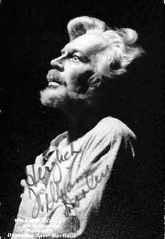 William Dooley Autographed Photograph - 1970