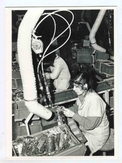 Women at Work - Historical Photographs About Women Rights - 1960s