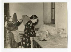 Women at Work - Vintage Photograph About Women Rights - 1950s