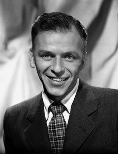 Young Frank Sinatra Smiling Fine Art Print