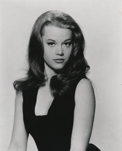 Young Jane Fonda in the Studio Fine Art Print