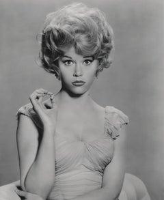 Young Jane Fonda Studio Portrait Fine Art Print