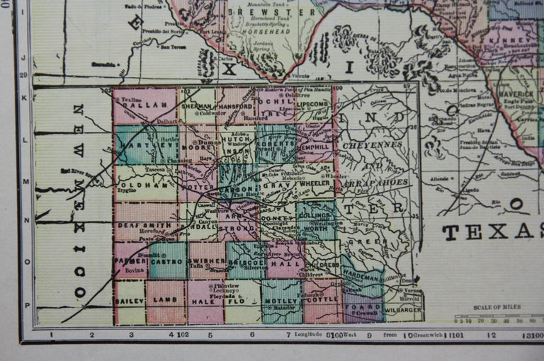 The original Uncle and Nephew business, which sold maps and atlases, was named Blanchard & Cram. However, in 1869, Cram took full control of the firm, renamed it George F. Cram, and moved it to Chicago, where, initially, it was a supply house for