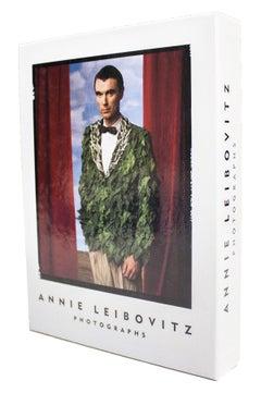 1992 Annie Leibovitz 'Photographs Box of 10 notecards' Pop Art White,Red
