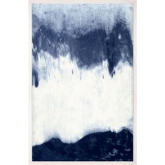 Abstracted Landscapes, blue no. 2, unframed