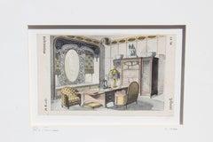 Art Deco Interior Prints