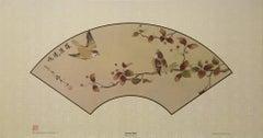 """Autumn Birds"" by Unknown Artist. Printed in U.S.A."