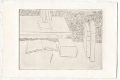 Books - Original Etching and Drypoint - Mid-20th Century