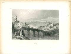 Bray - Original Lithograph - Mid-19th Century