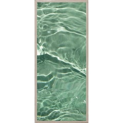 California Ripple, No. 3, giclee print, framed