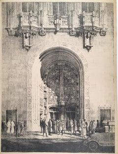 Chicago Tribune Tower (The Aesop's Screen Facade)