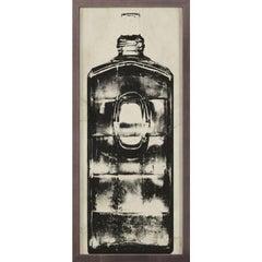 Copper River Bottles, No. 2, unframed