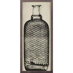 Copper River Bottles, No. 3, framed