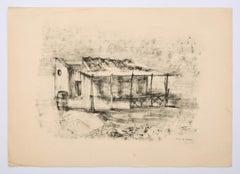 Cottage - Offset Print - 20th Century