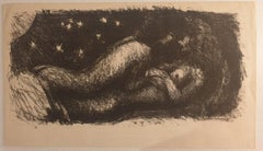 Couple of Women - Original Artwork - Mid-20th Century