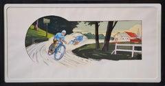 Cycles Motos Alcyon.