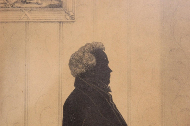 Early 19th Century Richard Mentor Johnson Lithograph by E.B. and E.C. Kellogg - Print by Unknown