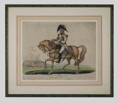Emperor of Austria - Original Lithograph - 1816