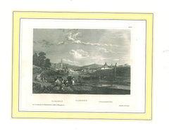 Florenz - Original Lithograph - 1850 ca.
