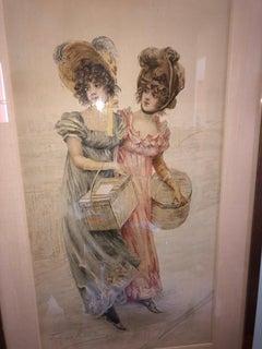 Frederique Vallet Bisson 2 Elegant Ladies