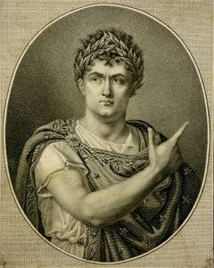 French Engraving Emperor