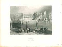 Galnay - Original Lithograph - Mid-19th Century