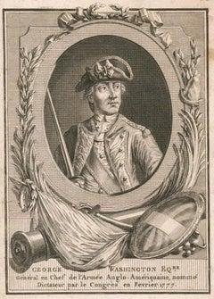 George Washington Engraving