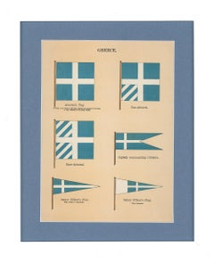 Greece Pennants