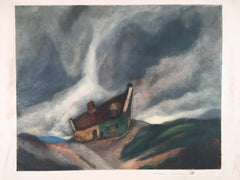 House in a Storm