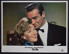 """""""James Bond 007 - Dr. No"""" Original Lobby Card, UK 1962"""