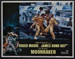 """James Bond 007 - Moonraker"" Original Lobby Card, UK 1979"