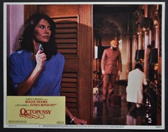 """James Bond 007 - Octopussy"" Original Lobby Card, UK 1983"