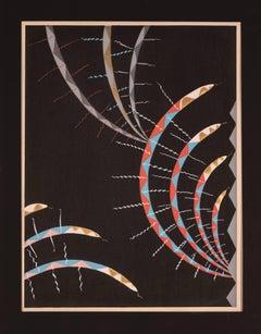 Art Deco Abstract Prints