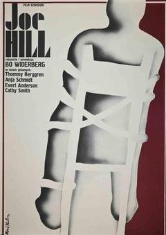 Joe Hill - Vintage Offset Print - 1974