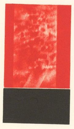 John Drawbridge MBE (1930-2005) - Signed 1983 Mezzotint, Open Window