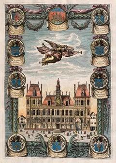 L' Hostel de Ville Paris (The City Hall of Paris)