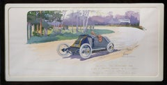 La Voiture Th. Schneider, Car -  1912