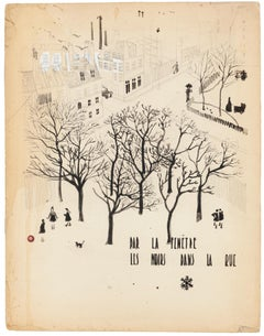 1940s Figurative Prints