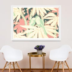 Le Mural No. 13, giclee print, unframed