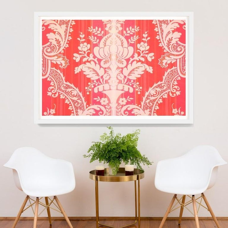 Unknown Abstract Print - Le Mural No. 21, giclee print, unframed