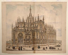 Milan Cathedral, N. E. View by John Coney