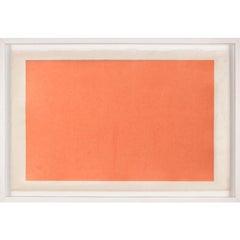 Modern Color Study Rectangle no. 4, silkscreen, unframed