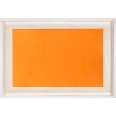 Modern Color Study Rectangle no. 6, silkscreen, framed