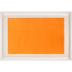 Modern Color Study Rectangle no. 6, silkscreen, unframed