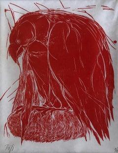 Nesting Eagle (Edition 8/69)