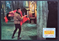 """""""Notre Dame De Paris"""" Original Lobby Card of the Movie, France/Italy 1956."""