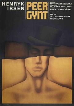 PPeer Gynt - Vintage Offset Print - 1975