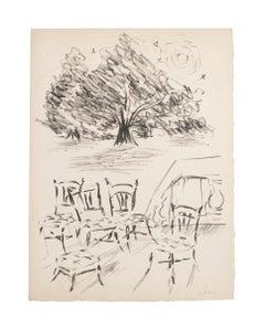 Studies - Original Lithograph - MId-20th Century