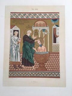 The Baptism of Saint Paul